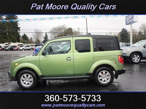 2007 Honda Element for sale in Vancouver, WA
