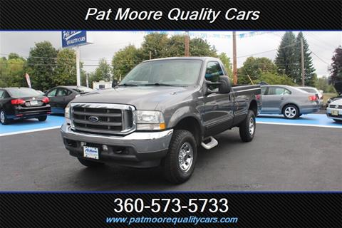 2003 Ford F-250 Super Duty for sale in Vancouver, WA