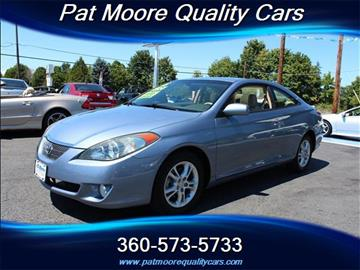 2005 Toyota Camry Solara for sale in Vancouver, WA