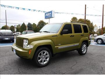 2012 Jeep Liberty for sale in Vancouver, WA