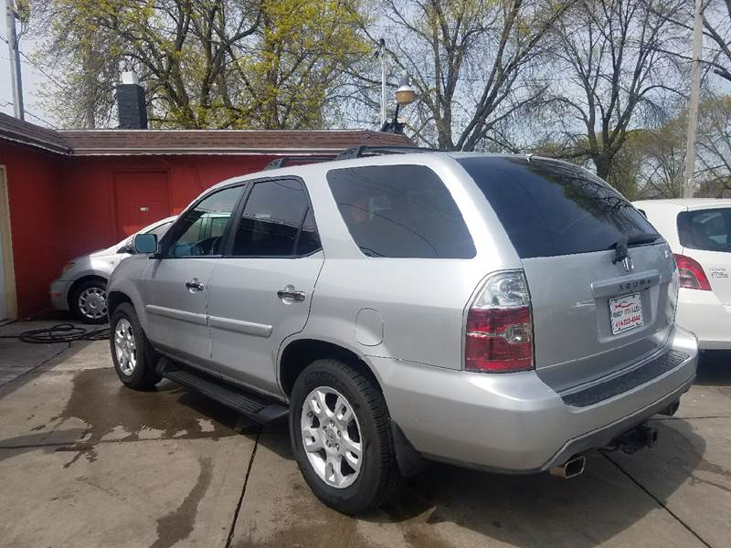 2004 Acura MDX AWD Touring 4dr SUV w/Navi and Entertainment System - Milwaukee WI