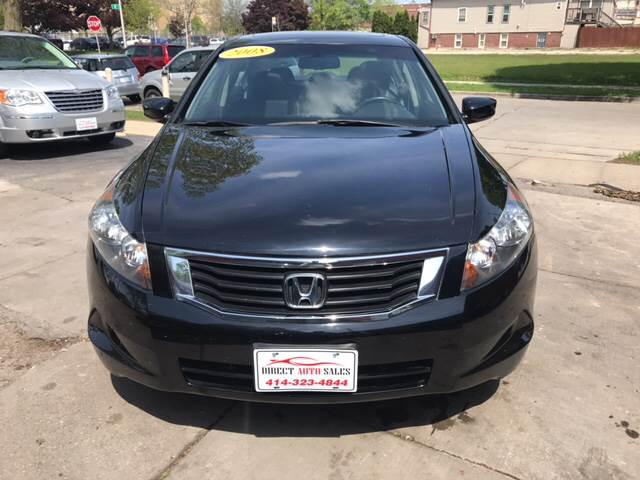 2008 Honda Accord EX-L 4dr Sedan 5A - Milwaukee WI