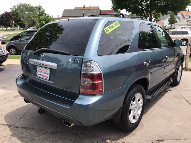 2006 Acura MDX AWD Touring 4dr SUV w/Navi and Entertainment System - Milwaukee WI