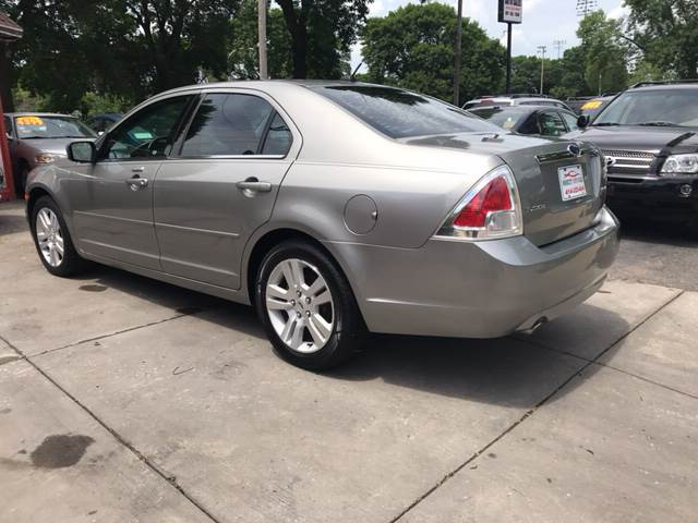 2009 Ford Fusion V6 SEL 4dr Sedan - Milwaukee WI