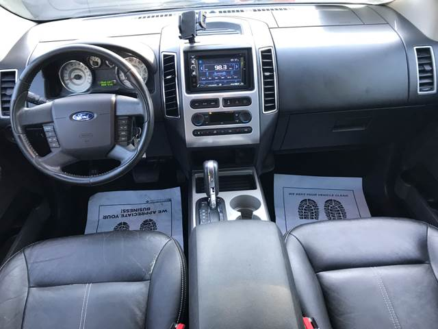 2007 Ford Edge AWD SEL Plus 4dr Crossover - Milwaukee WI