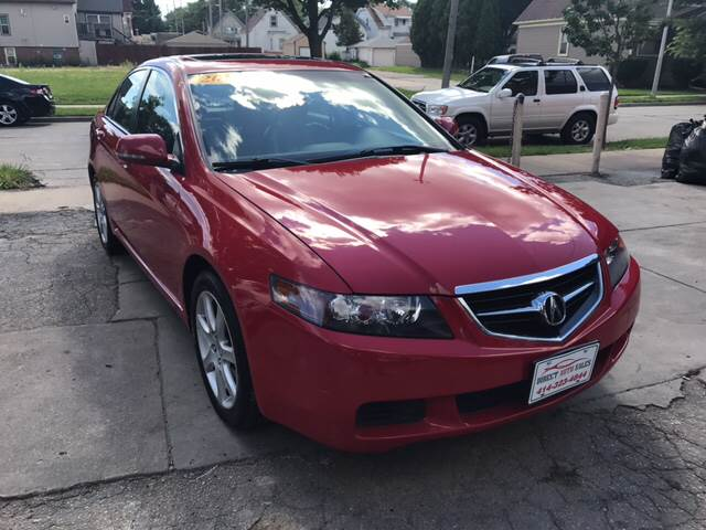2005 Acura TSX 4dr Sedan - Milwaukee WI