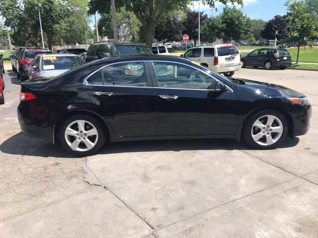 2010 Acura TSX 4dr Sedan 5A w/Technology Package - Milwaukee WI