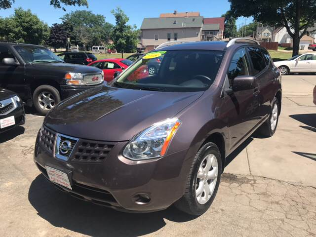 2008 Nissan Rogue AWD SL Crossover 4dr - Milwaukee WI
