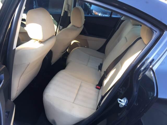 2010 Mazda MAZDA3 i Sport 4dr Sedan 5A - Milwaukee WI