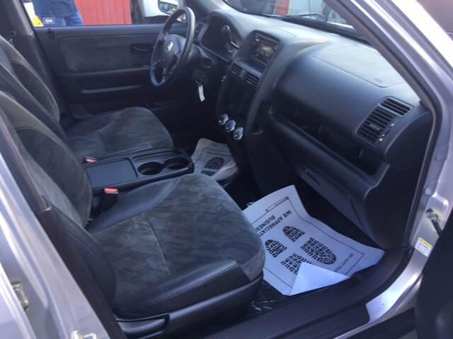 2002 Honda CR-V AWD EX 4dr SUV - Milwaukee WI