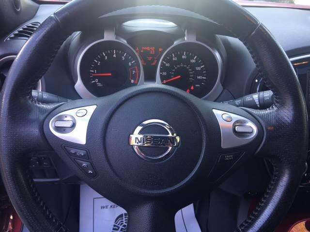2011 Nissan JUKE SL 4dr Crossover 6M - Milwaukee WI