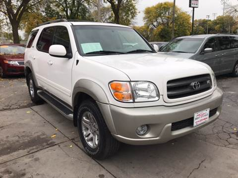 2004 Toyota Sequoia for sale in Milwaukee, WI