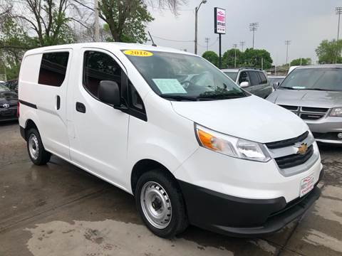 2016 Chevrolet City Express Cargo for sale in Milwaukee, WI