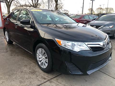 2013 Toyota Camry For Sale >> Used 2013 Toyota Camry For Sale In Milwaukee Wi