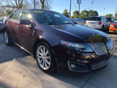 2011 Lincoln MKS for sale at Direct Auto Sales in Milwaukee WI