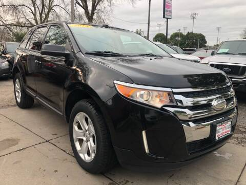 2014 Ford Edge for sale at Direct Auto Sales in Milwaukee WI