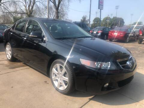 2005 Acura TSX for sale at Direct Auto Sales in Milwaukee WI
