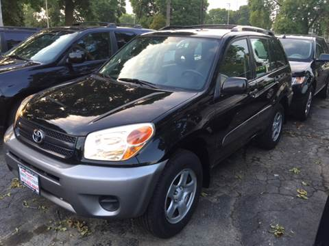 2005 Toyota RAV4 for sale in Milwaukee, WI