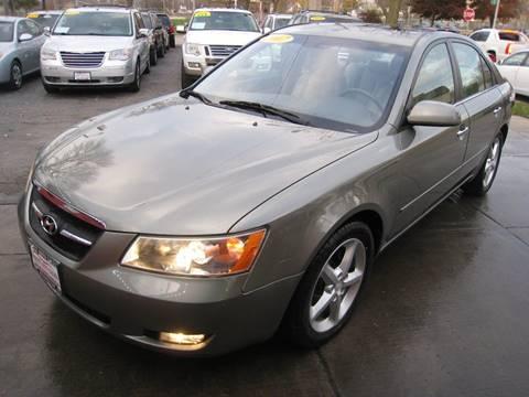 2007 Hyundai Sonata for sale in Milwaukee, WI