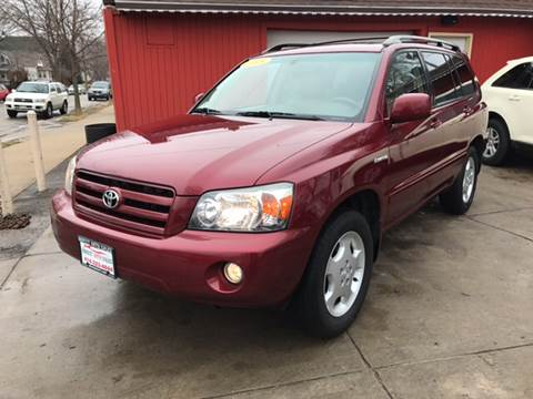 2005 Toyota Highlander for sale in Milwaukee, WI