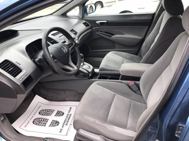 2009 Honda Civic LX 4dr Sedan 5A - Milwaukee WI