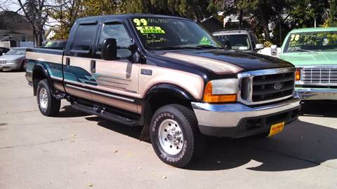 1999 Ford F-350 Super Duty for sale in Loveland, CO