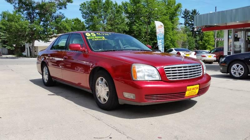 2005 Cadillac Deville 4dr Sedan In Loveland Co Value Junction
