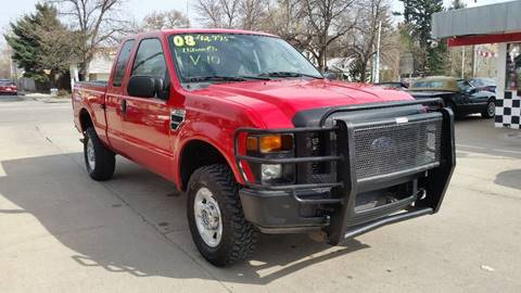 2008 Ford F-350 Super Duty for sale in Loveland, CO