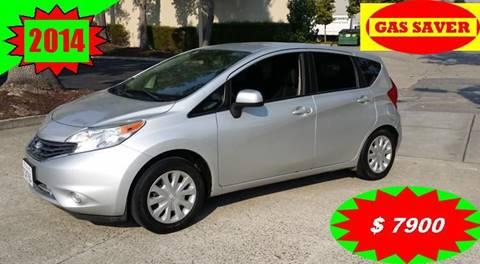 2014 Nissan Versa Note for sale in Hayward, CA