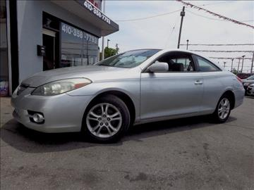 2007 Toyota Camry Solara for sale in Baltimore, MD