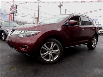 2010 Nissan Murano for sale in Baltimore, MD