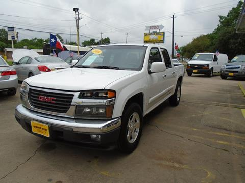 2009 GMC Canyon for sale in Houston, TX
