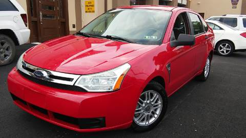 2008 Ford Focus for sale in Lansdowne, PA