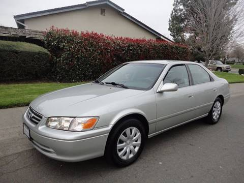 2001 Toyota Camry for sale at 7 STAR AUTO in Sacramento CA
