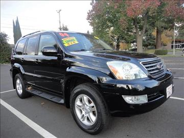 2004 Lexus GX 470 for sale at 7 STAR AUTO in Sacramento CA
