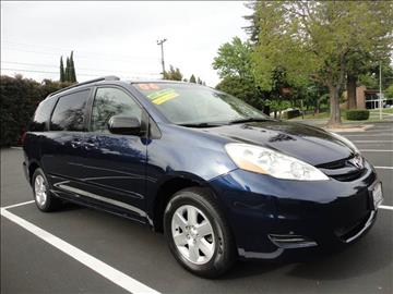 2006 Toyota Sienna for sale at 7 STAR AUTO in Sacramento CA