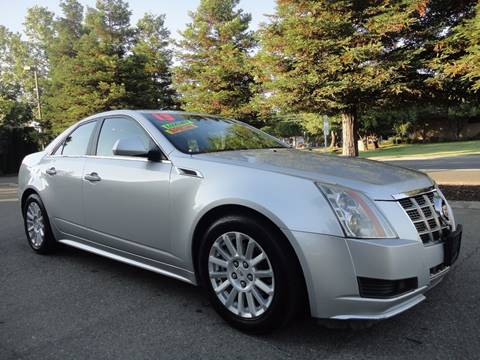 2013 Cadillac CTS for sale at 7 STAR AUTO in Sacramento CA