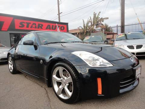 2007 Nissan 350Z for sale at 7 STAR AUTO in Sacramento CA