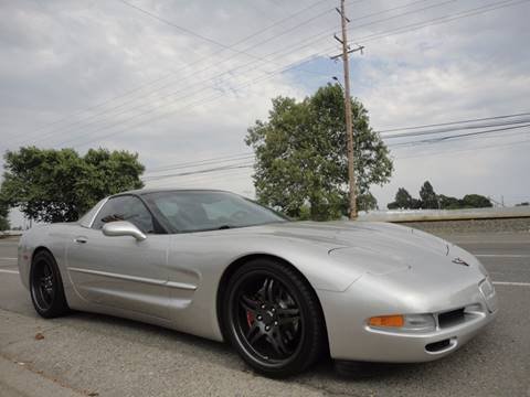 2004 Chevrolet Corvette for sale at 7 STAR AUTO in Sacramento CA