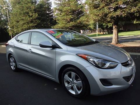 2013 Hyundai Elantra for sale at 7 STAR AUTO in Sacramento CA
