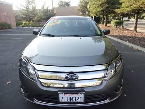 2012 Ford Fusion 2012 Ford Fusion ... & Used Cars Sacramento Used Cars Antelope CA Carmichael CA 7 STAR AUTO markmcfarlin.com