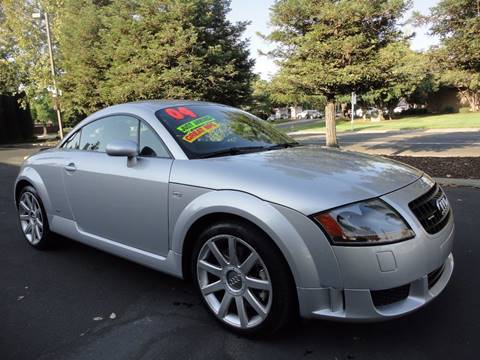 2004 Audi TT for sale at 7 STAR AUTO in Sacramento CA