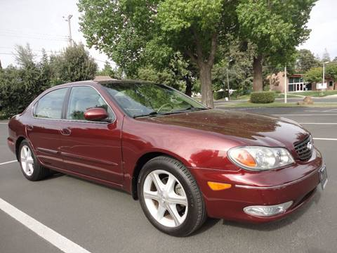 2002 Infiniti I35 for sale at 7 STAR AUTO in Sacramento CA