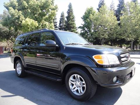 2003 Toyota Sequoia for sale at 7 STAR AUTO in Sacramento CA