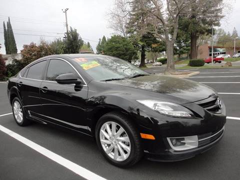2012 Mazda MAZDA6 for sale at 7 STAR AUTO in Sacramento CA