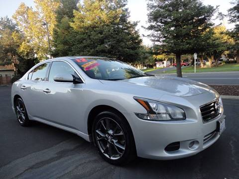 2012 Nissan Maxima for sale at 7 STAR AUTO in Sacramento CA