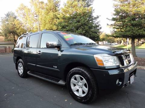 2006 Nissan Armada for sale at 7 STAR AUTO in Sacramento CA