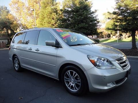 2006 Honda Odyssey for sale at 7 STAR AUTO in Sacramento CA
