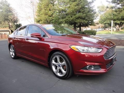 2013 Ford Fusion for sale at 7 STAR AUTO in Sacramento CA