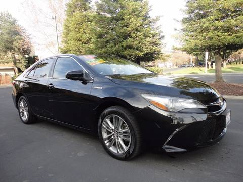 2015 Toyota Camry Hybrid for sale at 7 STAR AUTO in Sacramento CA